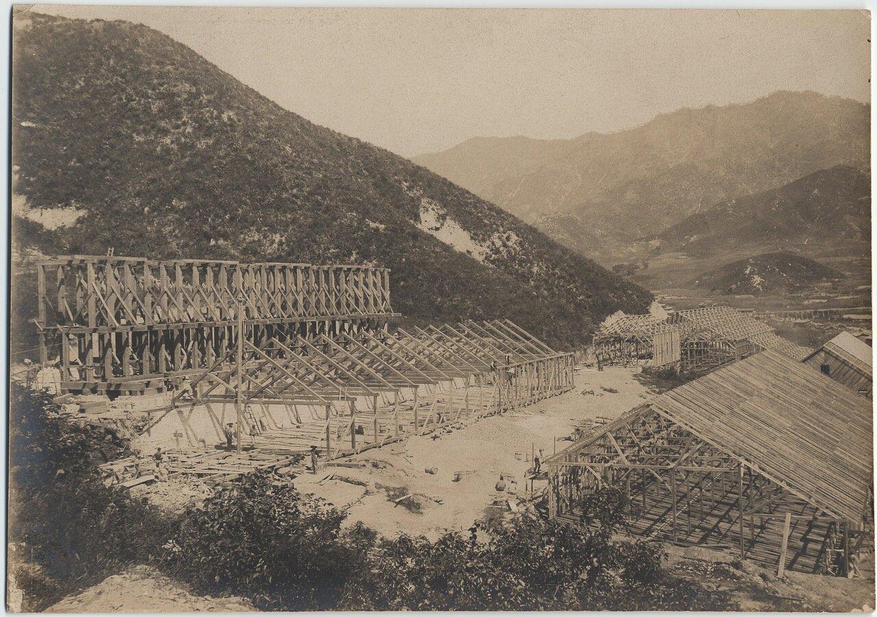 Строительство фабрики