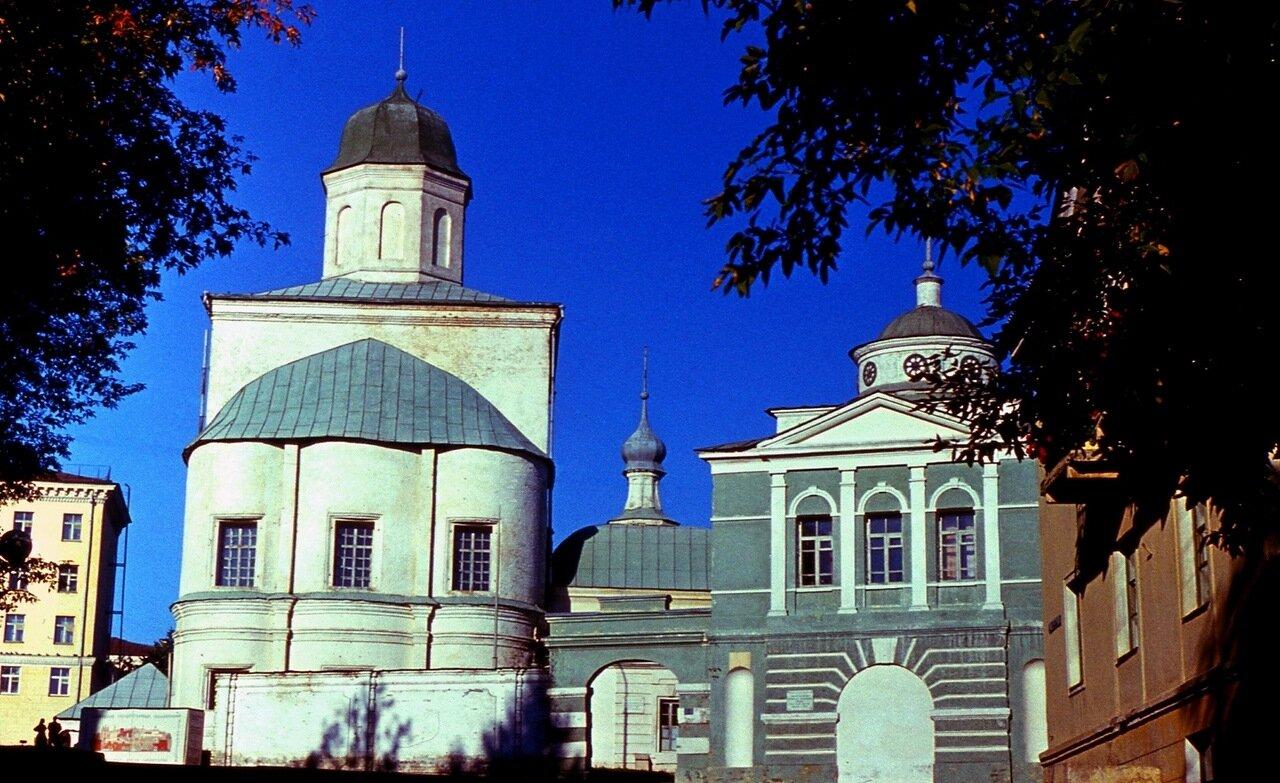 5. Вознесенский  монастырь