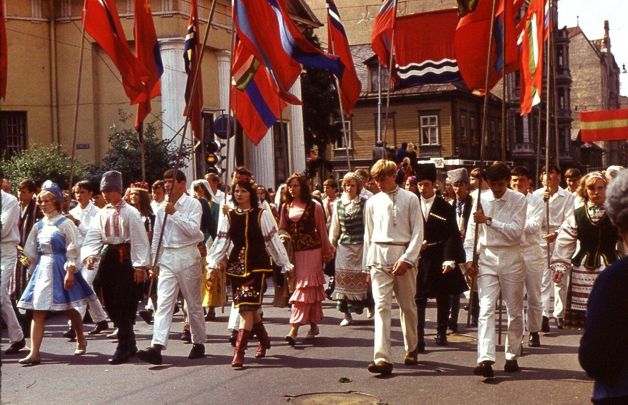 25. Праздник  песни - 1973