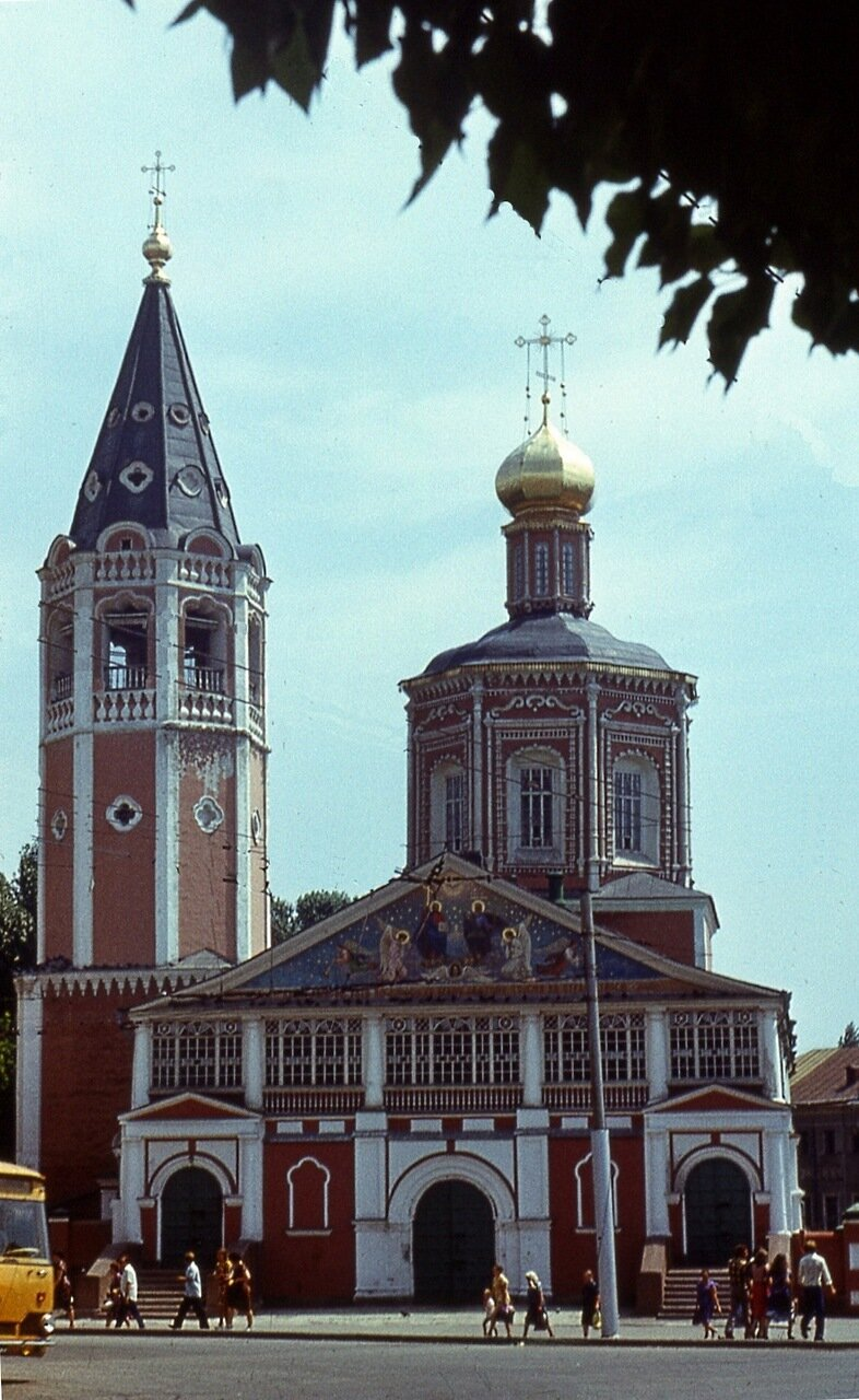 107.  Свято-Троицкий собор