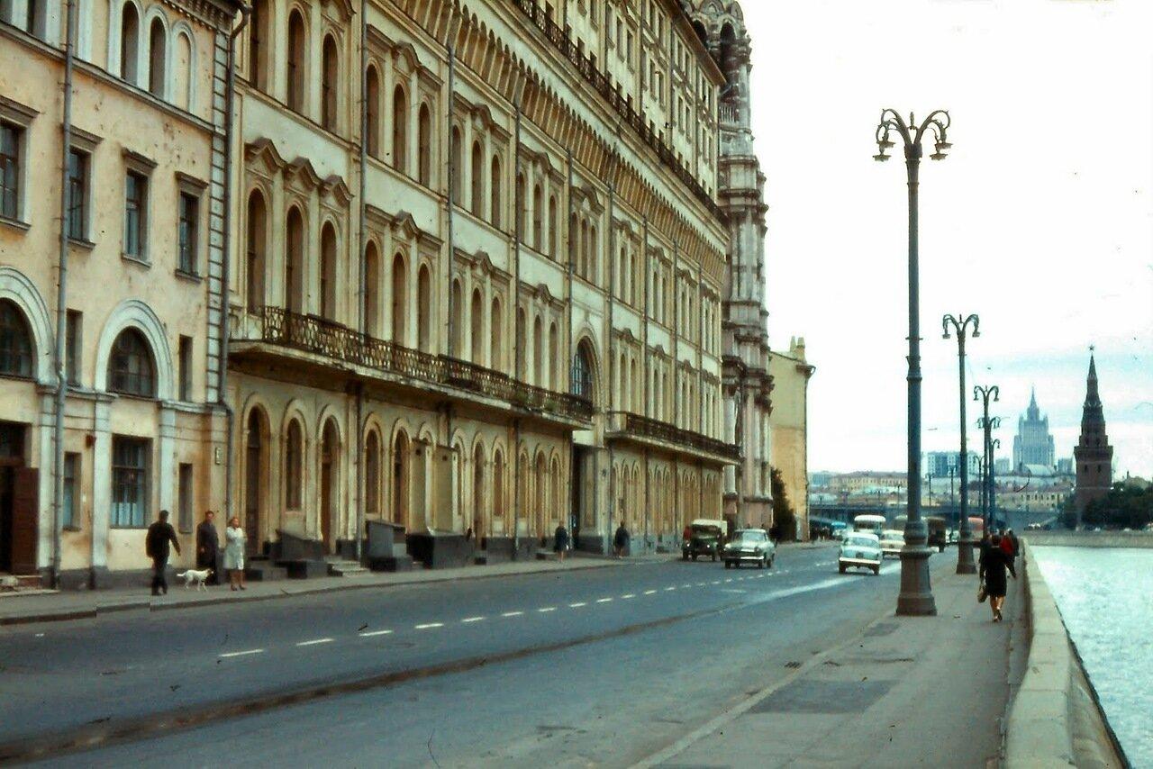 à MOSCOU