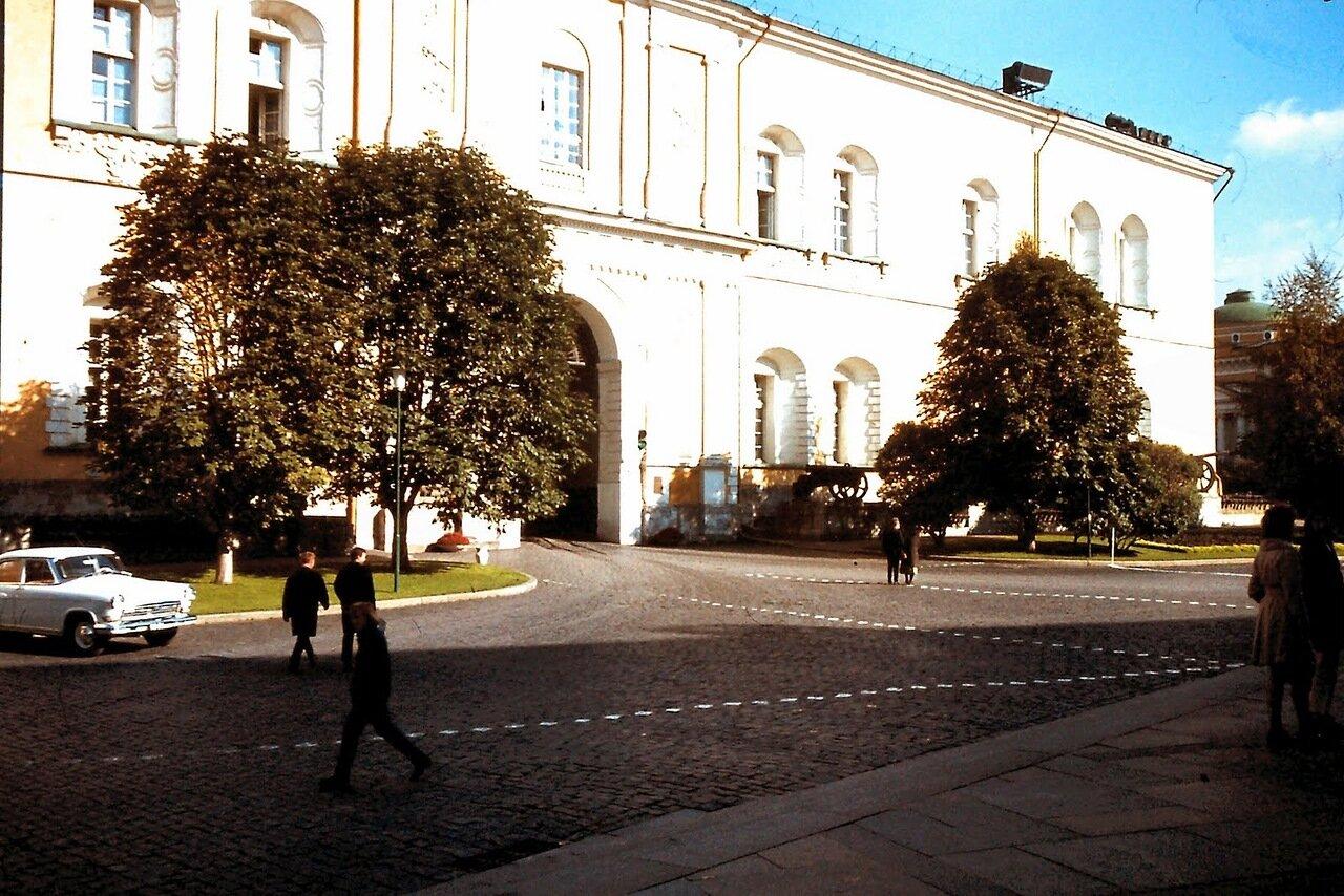 MOSCOU - Entrée pour la visite du Kremlin