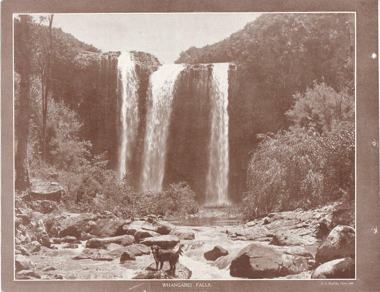 Водопад Вангарей