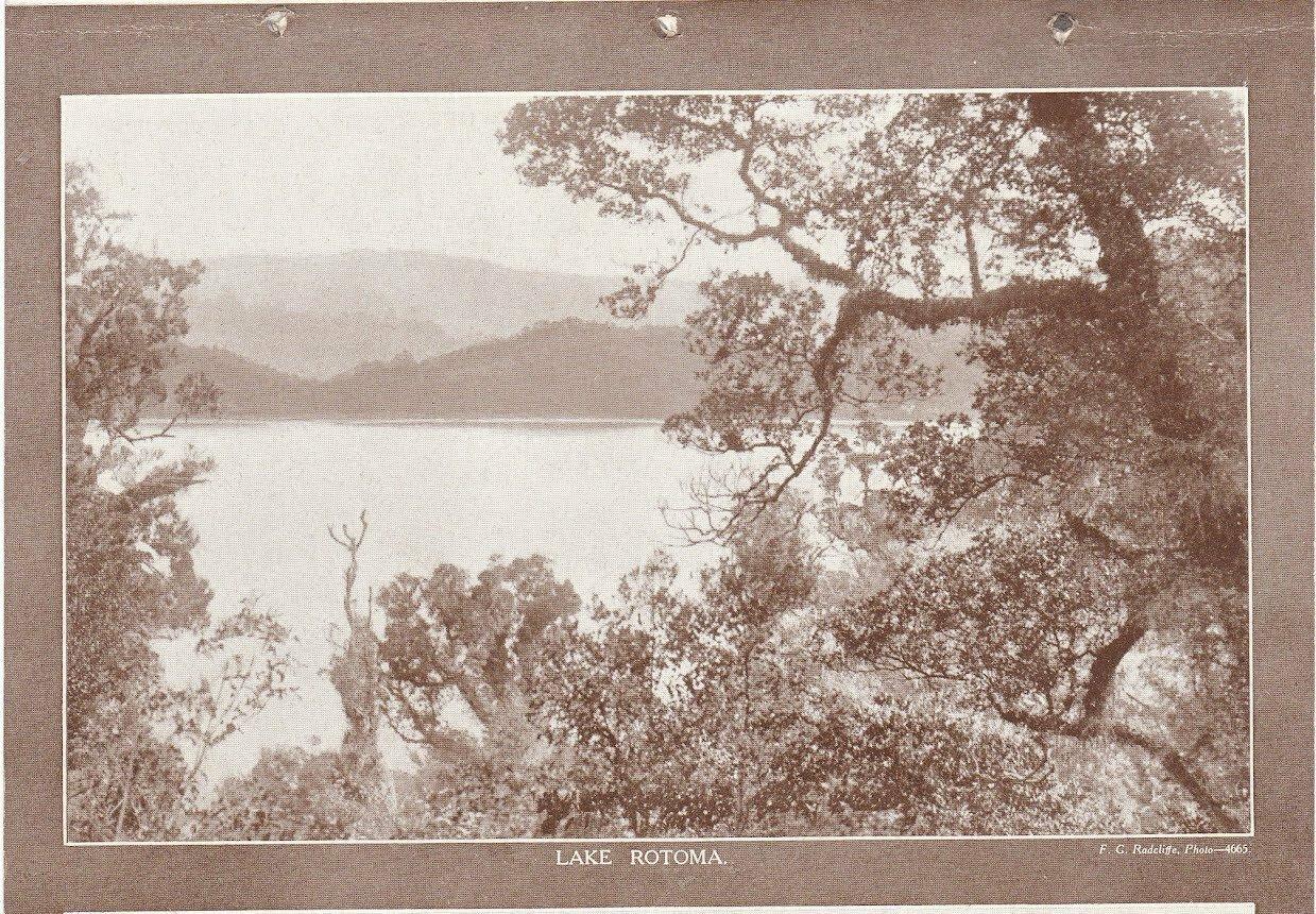 Озеро Ротома