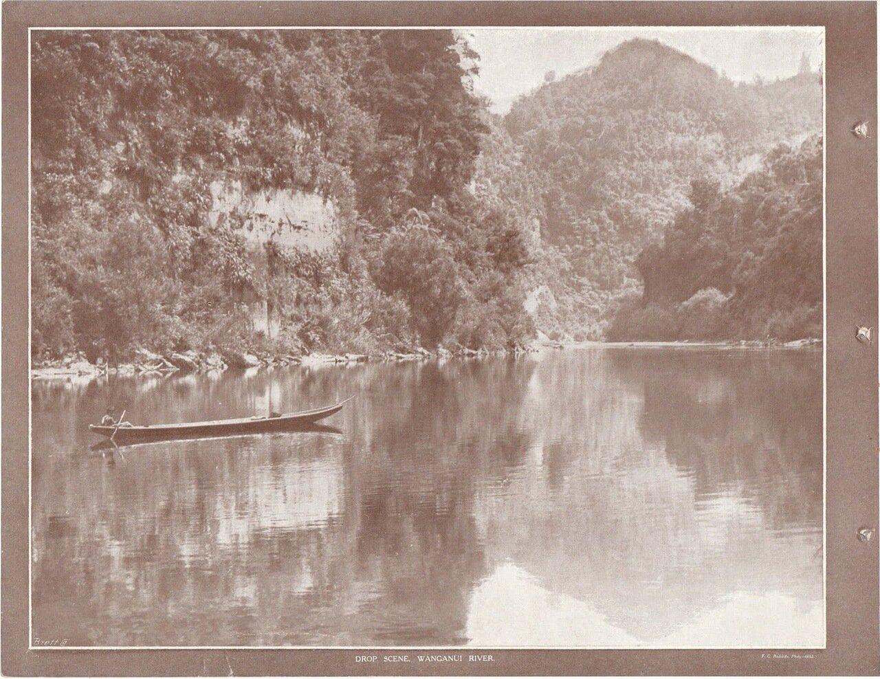 Река Уонгануи