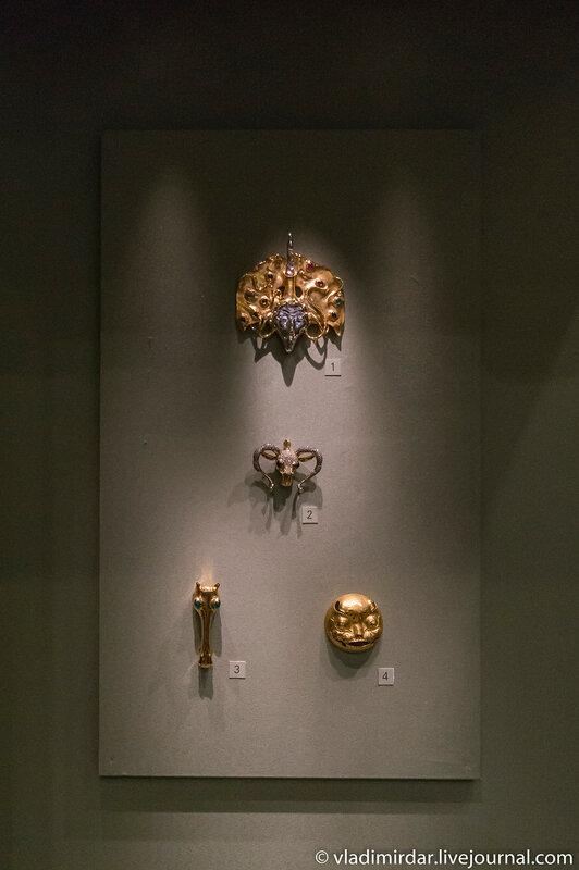 Ювелирные украшения Даши Намдакова. Выставка