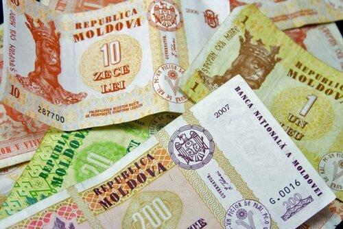 Нацбанк Молдовы прогнозирует очередное обесценивание лея