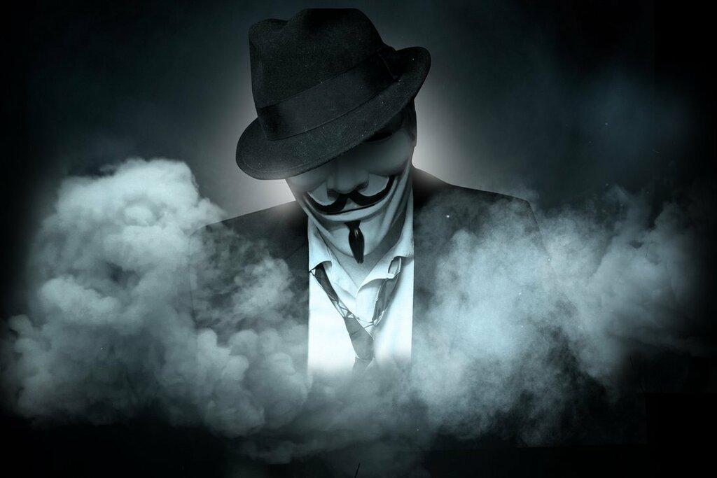Мы — Анонимус. Мы — Легион. Мы не прощаем. Мы не забываем. Ждите нас