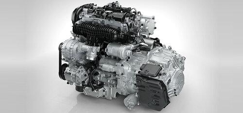 Volvo: выпуск новых двигателей