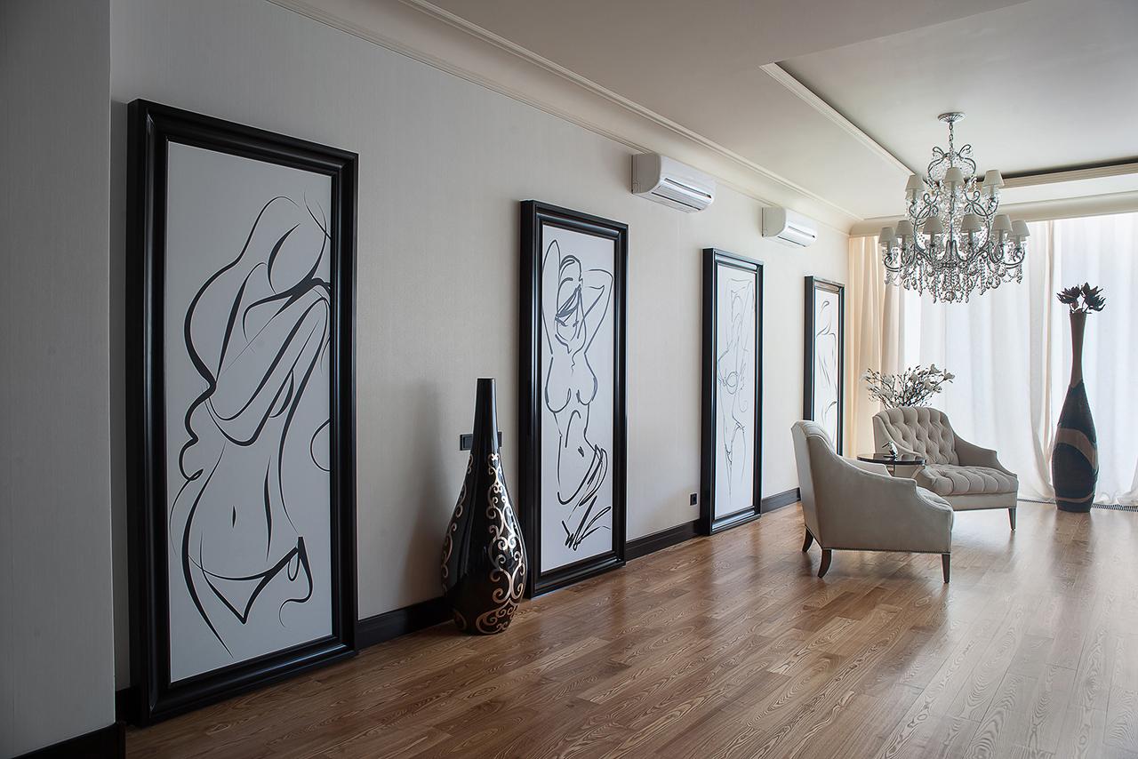 мебель в интерьерах: фотосъемка от Кирилл Толль