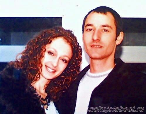 Леночка с супругом Максимом