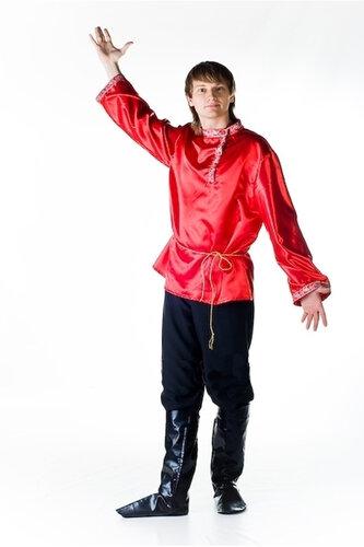 Мужской карнавальный костюм Русский национальный