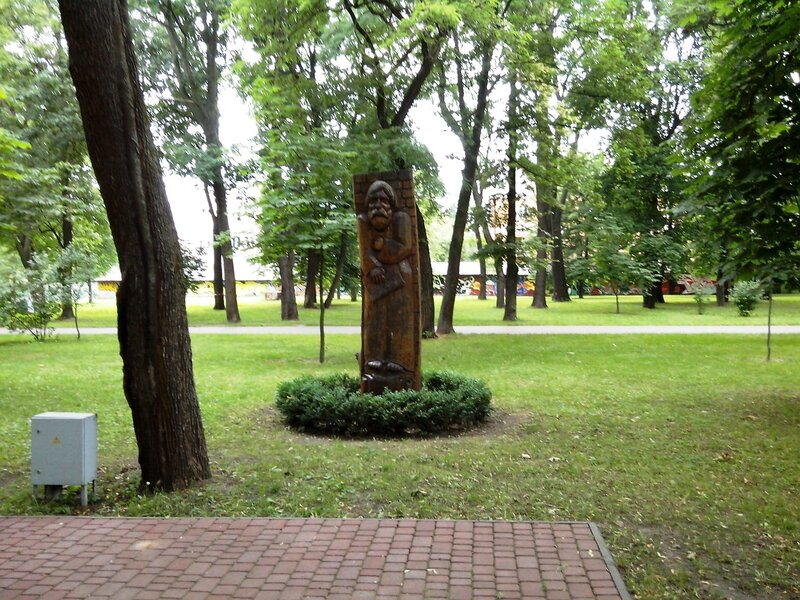 центральный детский парк Горького