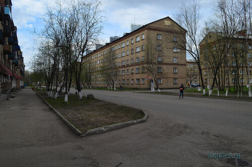 Фото города Инта №6888  Бабушкина 1, 4 и Социалистическая 3а 09.06.2014_15:40