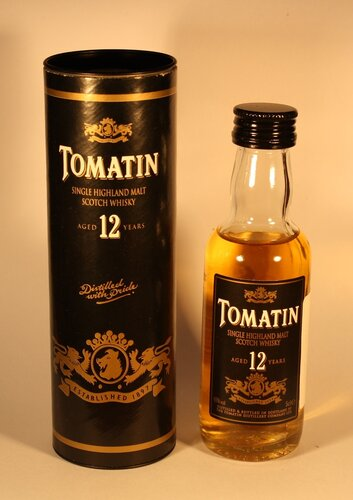 Виски Tomatin Single Highland Malt Scotch Whisky aged 12 Years
