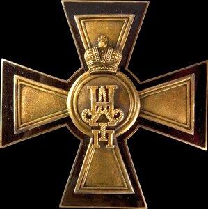Знак 4-го пехотного Копорского полка.
