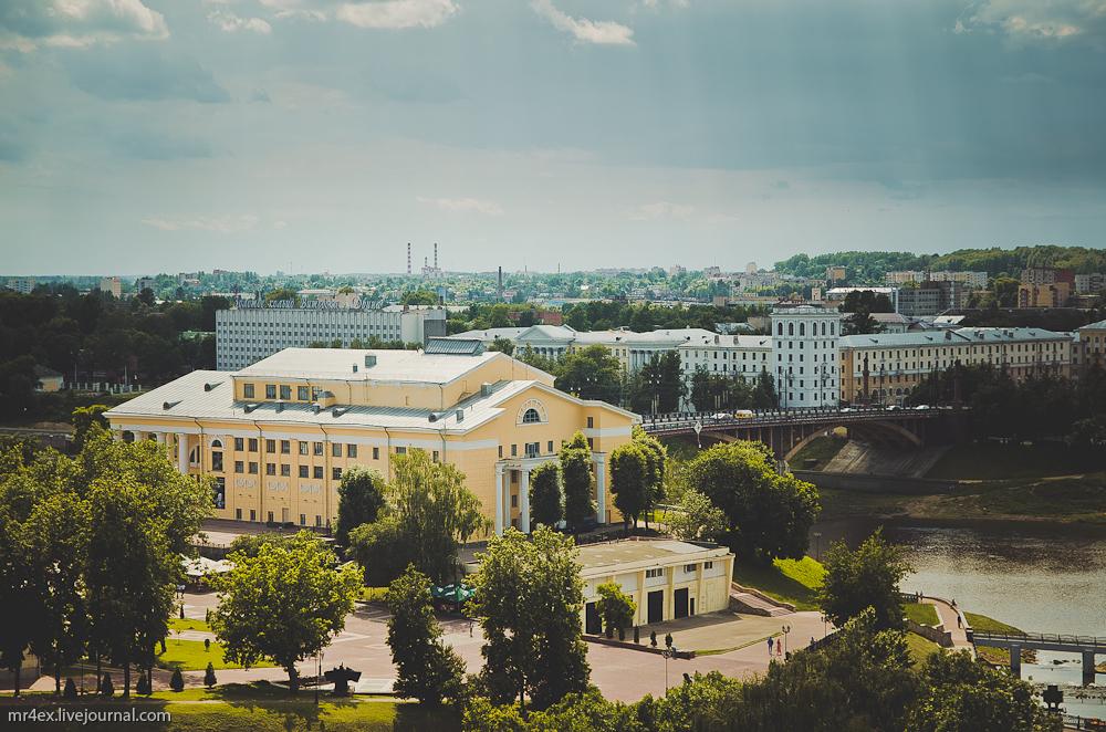 Драмтеатр, Витебск