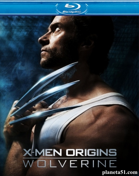 Люди Икс: Начало. Росомаха / X-Men Origins: Wolverine (2009/HDRip)