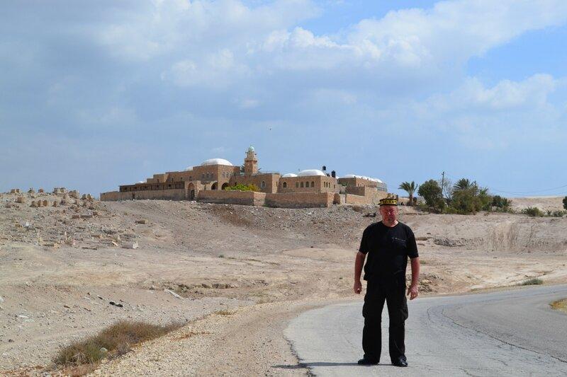 День седьмой. Наби Мусса. Гробница Моиссея. Израиль. 2013.