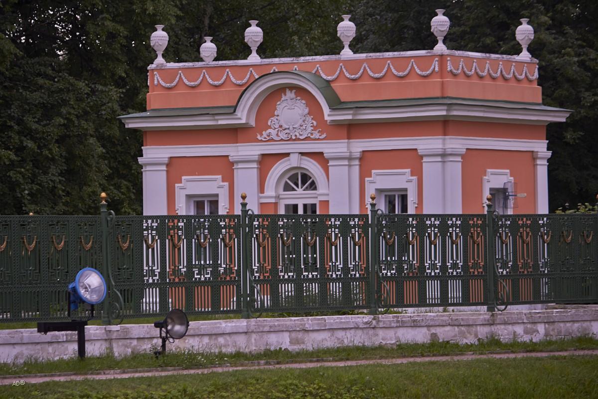 Усадьба Кусково