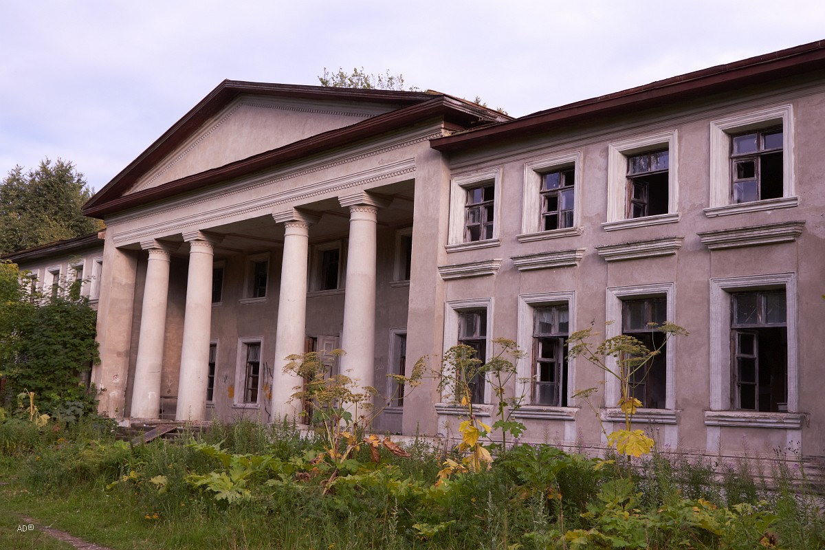 Никольcкое-Обольяниново (Подъячево) (Олсуфьевых)
