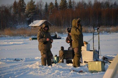 рыбалка на луде и уне
