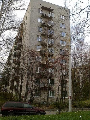 Будапештская ул. 38к2