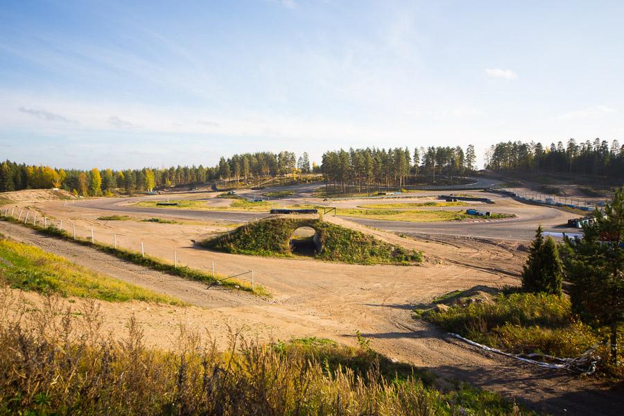 Кросс-картинг в Финляндии