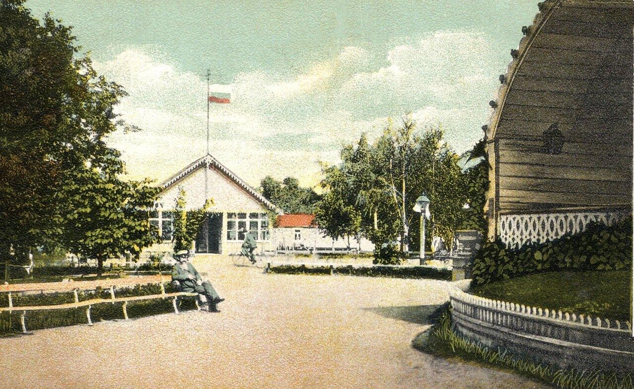 Сад Общественного Собрания.