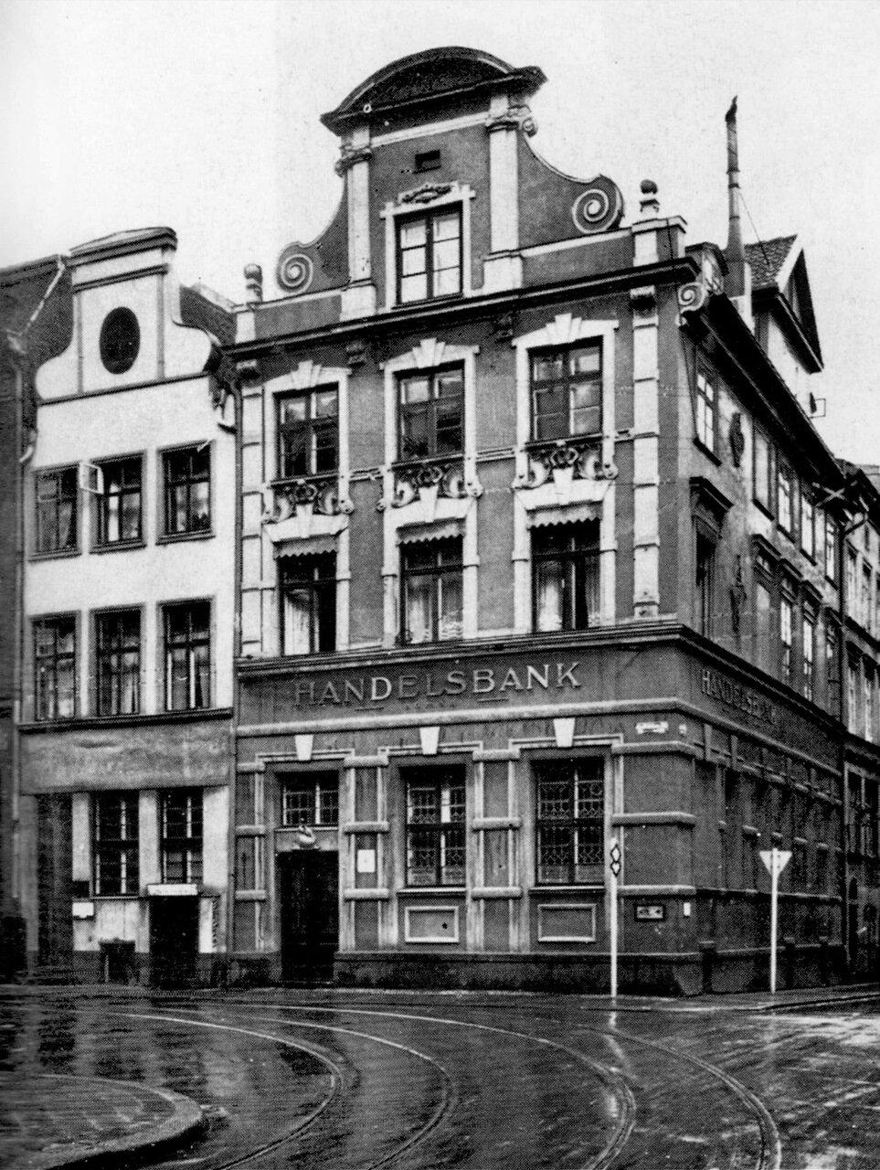 Кнайпхоф, Торговый Банк. 1910.