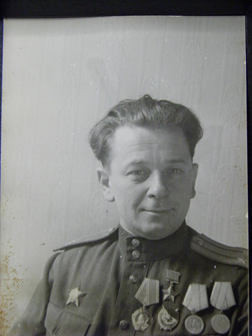 Дружинин Н.И. Командир партизанского отряда