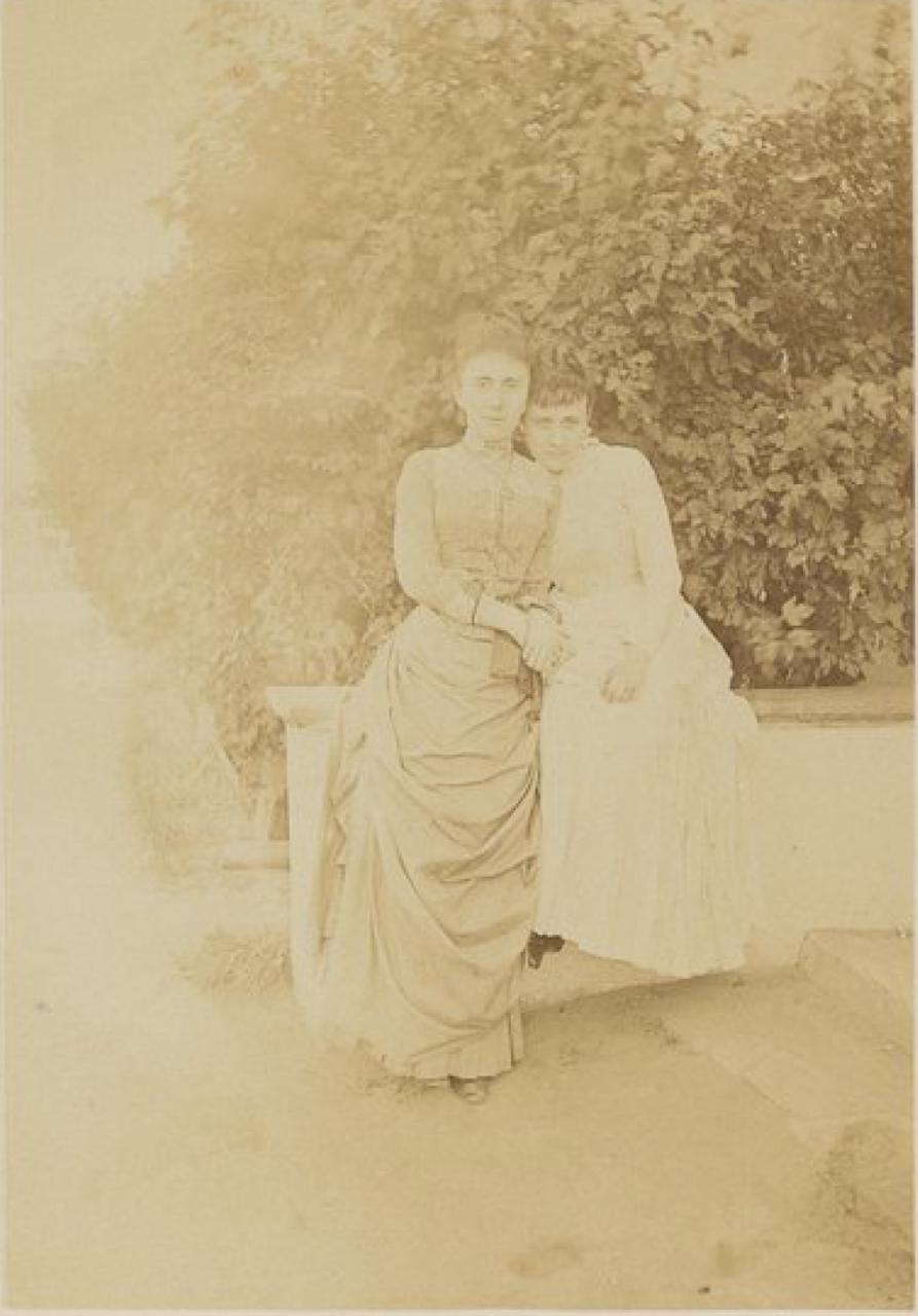 Высокое. Княгиня Вера и мадам Халл