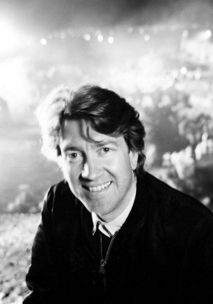 1984. Дэвид Линч на съемках «Дюны»