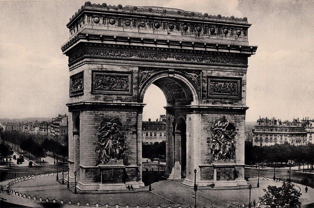 1910-е. Триумфальная Арка