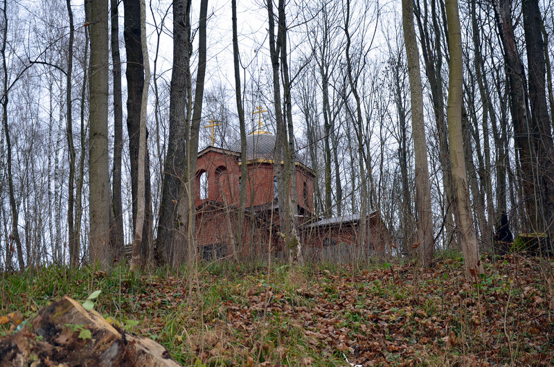 Мужской монастырь во имя святого Кукши