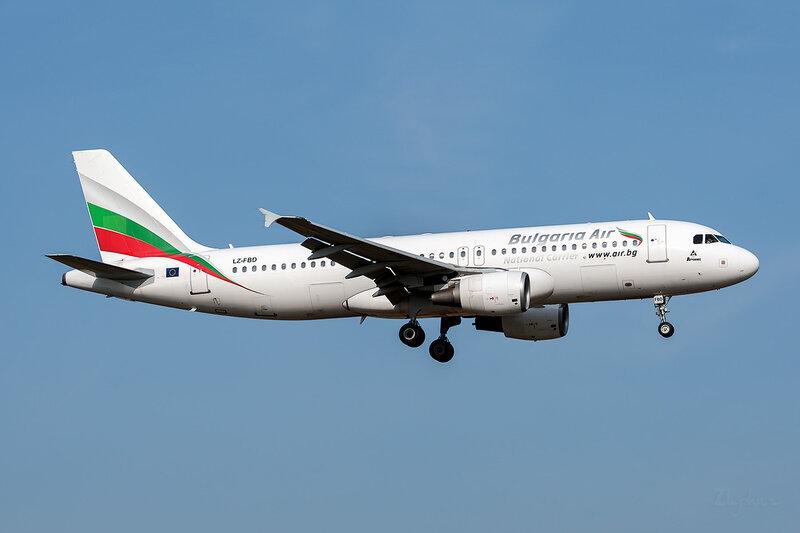 Airbus A320-214 (LZ-FBD) Bulgaria Air DSC_3636