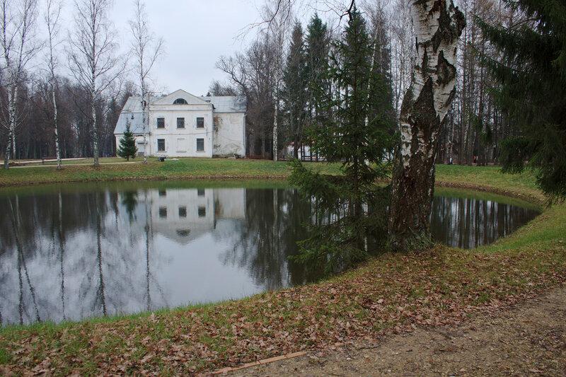 Музей - усадьба Абрамцево. Времена года