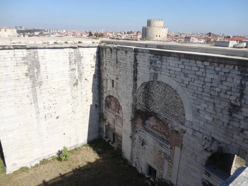 Перерезанная глотка Босфора и Золотые врата Царьграда