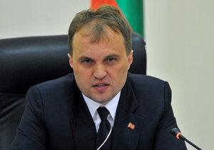 Шевчук говорит об усилении давления на Приднестровье