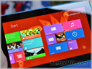 Nokia готовит 8-дюймовую версию планшета Lumia 2520?