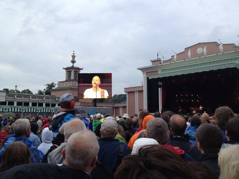 Живой концерт Стинга