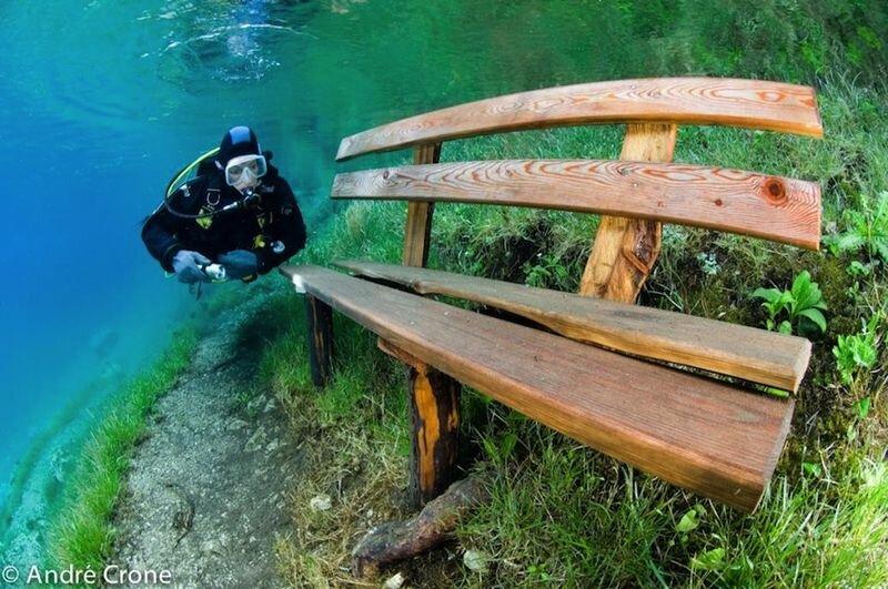 Кристально-чистое наводнение (Австрия)