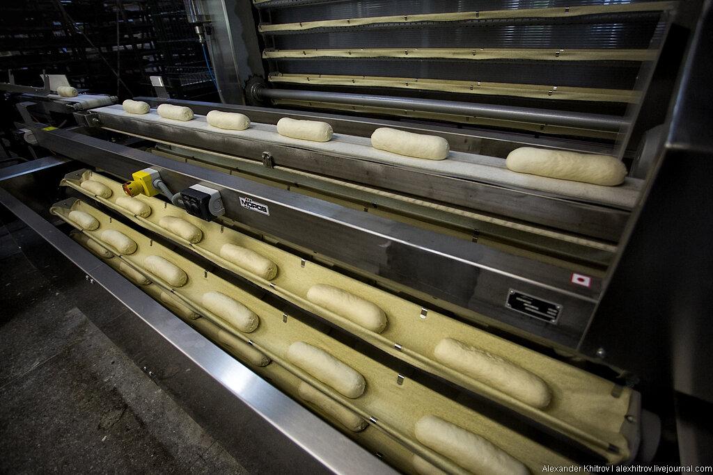 Как пекут хлеб во Владивостоке