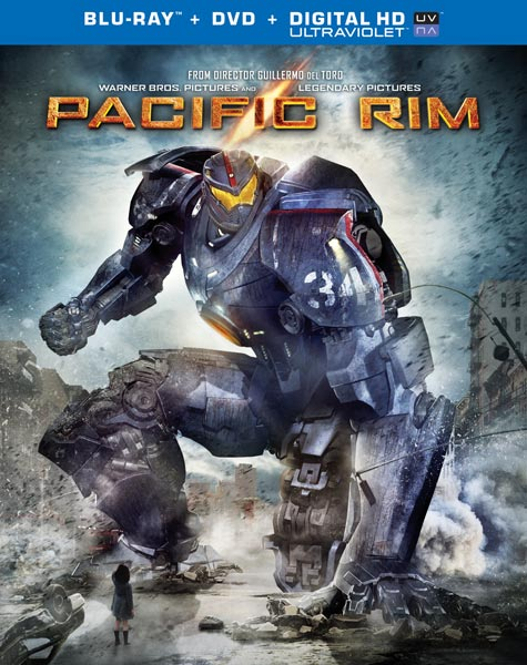Тихоокеанский рубеж / Pacific Rim (2013) BD-Remux + BDRip 1080p [2D,3D] + 720p + HDRip
