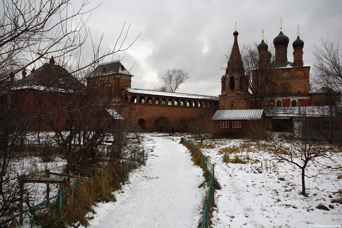 фотопутешествия, фототуризм, фото, Москва, Крутицкое Патриаршее подворье
