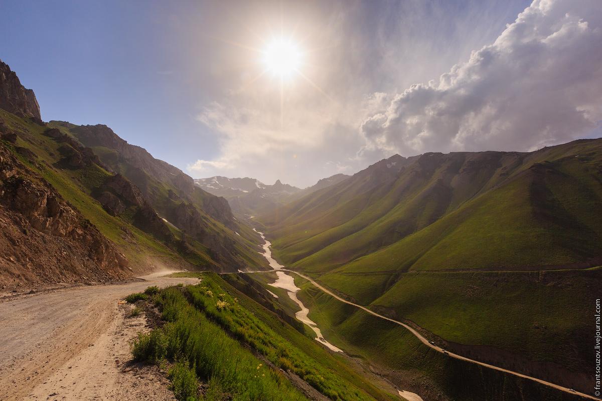 фото перевала в таджикистане биография окутана тайнами