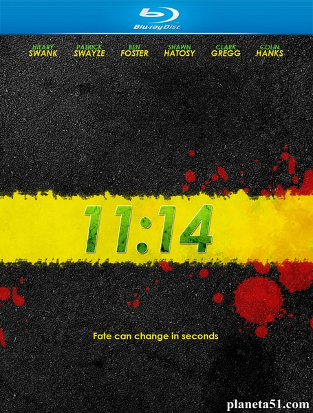 11:14 / Одиннадцать четырнадцать / ElevenFourteen (2003/HDRip)