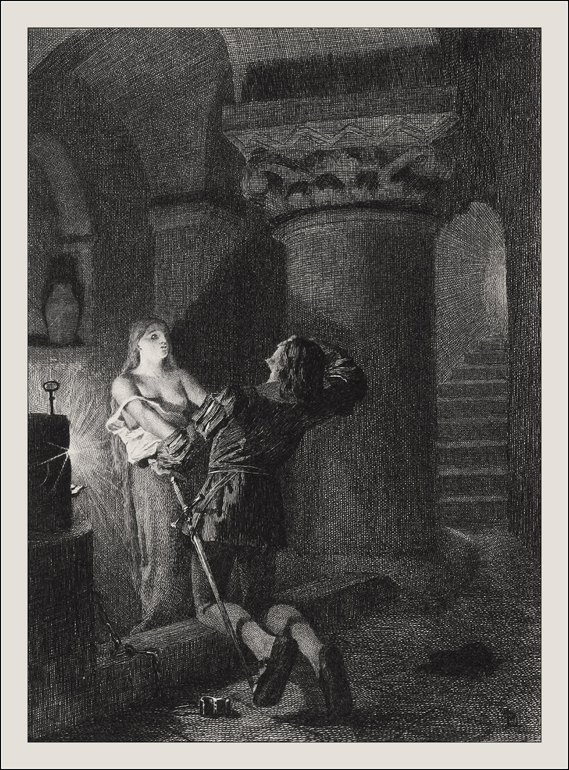 J.P. Laurens. The first part of Faust