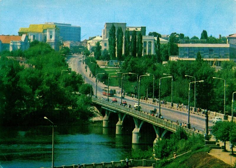 Центральный мост  (фото Е. Света)