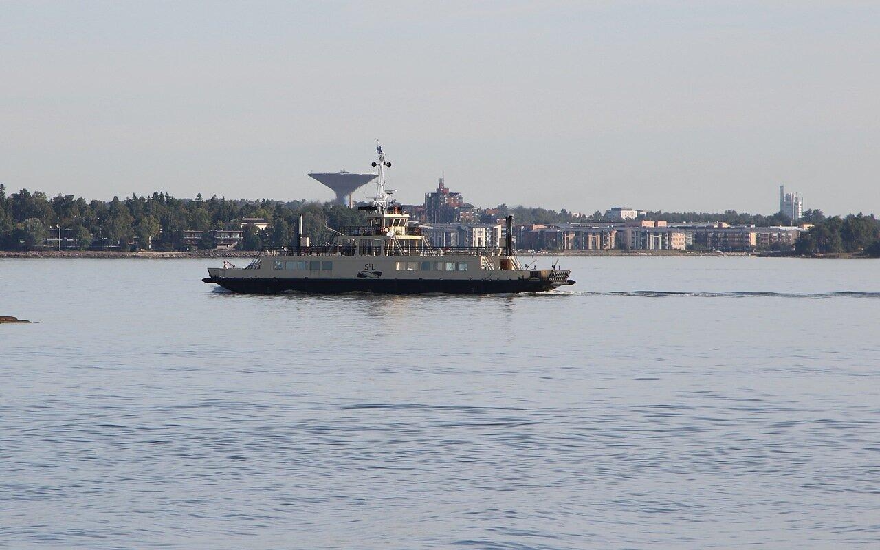 Helsinki, Wolf skerries. Susisaaret, Vargskär